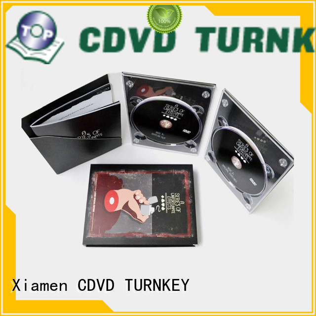 TURNKEY Best digipack packaging company for computer