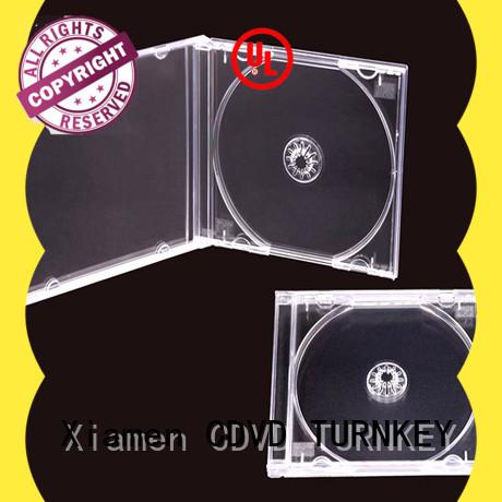 TURNKEY Best slim dvd case for business for buildings
