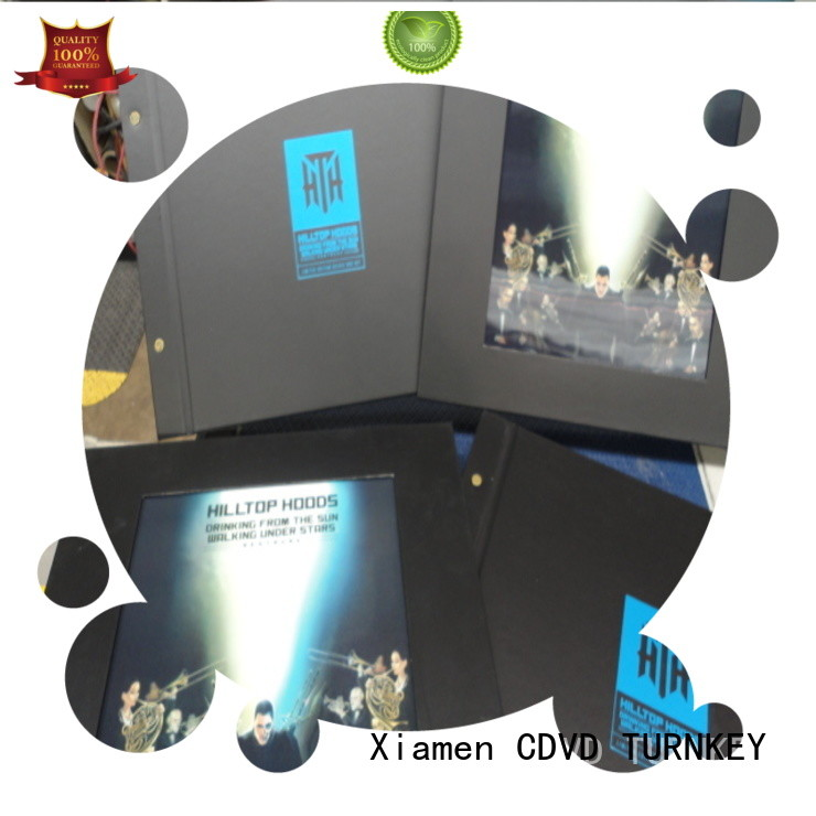 satisfactory CD hardboard box size for video