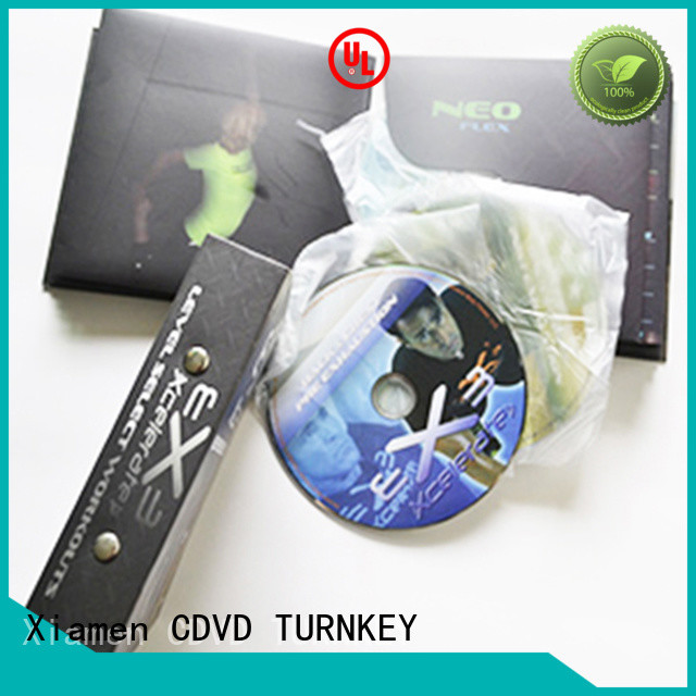 TURNKEY widely used dvd cardboard sleeve wholesale suppliers for industrial buildings