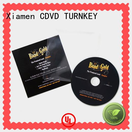 high-quality cd dvd pocket art advanced technology for buildings