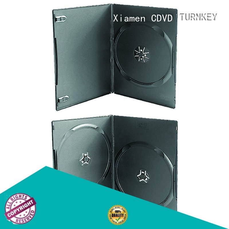 Top slim dvd case cd manufacturers for hotels