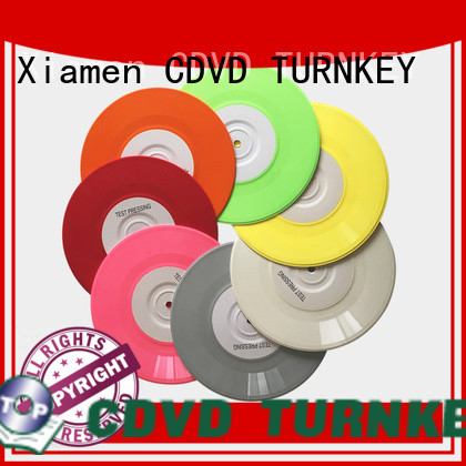 high-grade vinyl record pressing translucent directly sale for wedding ceremony