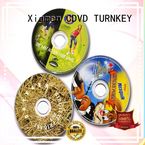 TURNKEY Wholesale cd replication factory dining room