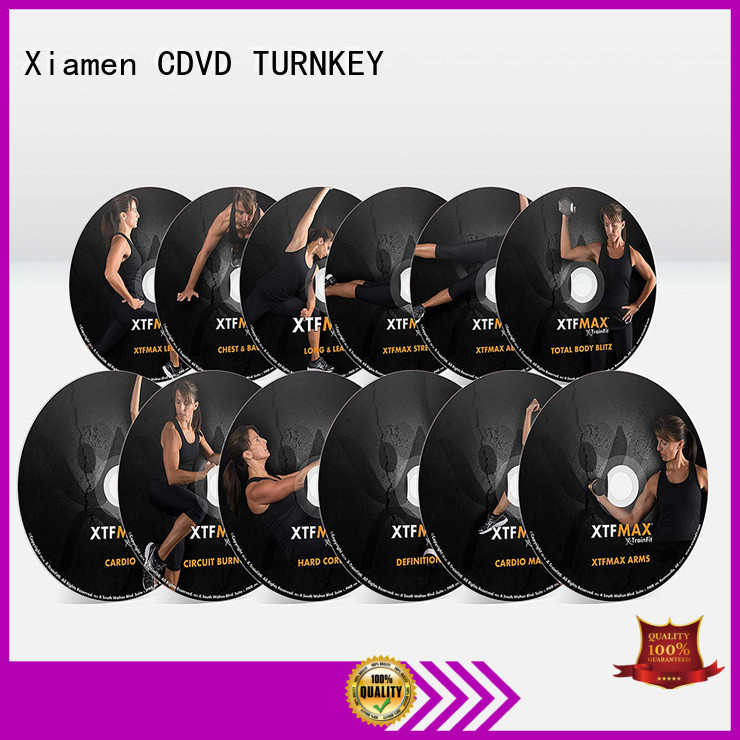 professional cd dvd blu ray manufacturer fort worth