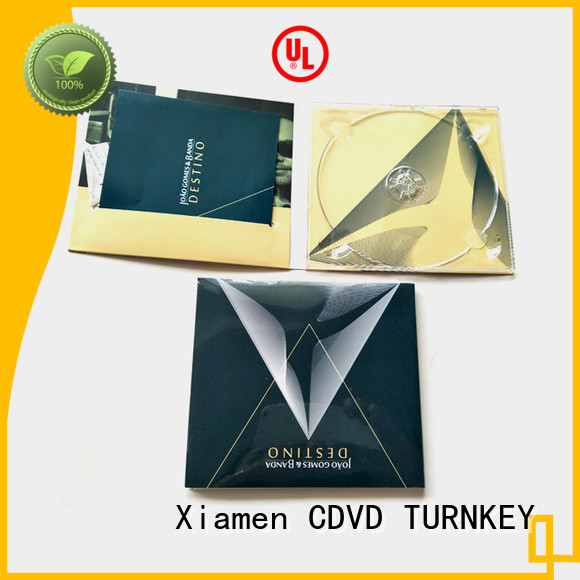TURNKEY pratical dvd digipak transfer services for shopping mall