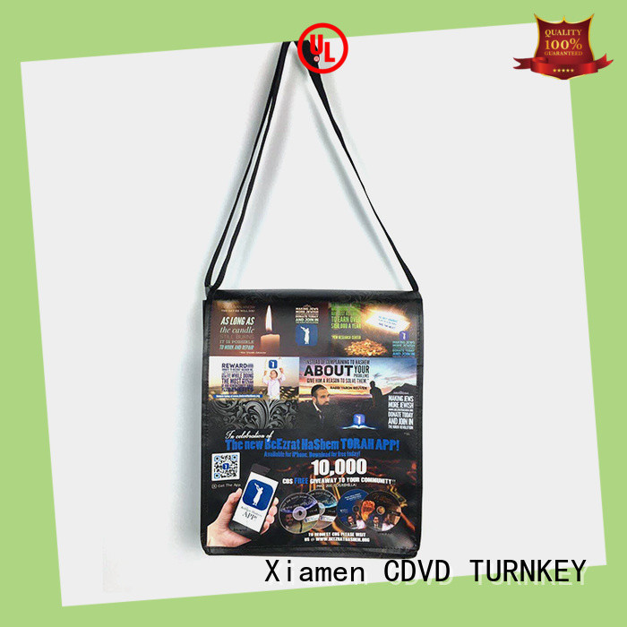 TURNKEY modern white paper bags manufacturer for school