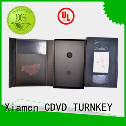 TURNKEY box album boxes companies for wedding