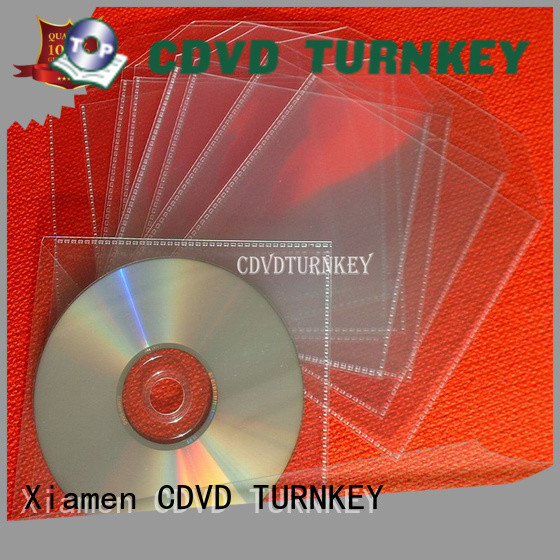 TURNKEY High-quality dvd sleeves factory for Kitchen