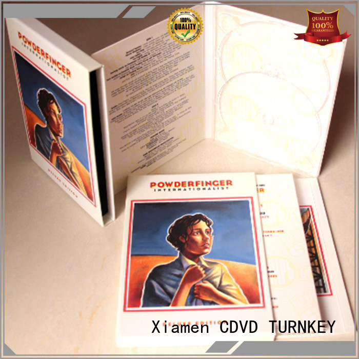 TURNKEY clamshell book box from China for person