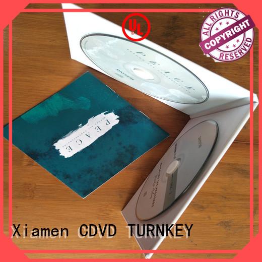 Wholesale cd digipak one company for restaurant