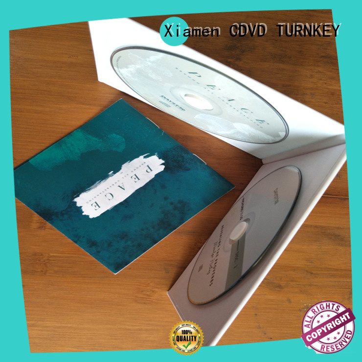 TURNKEY Top digipak manufacturers for restaurant