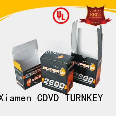 Wholesale color printed corruaged box company for railway tunnels