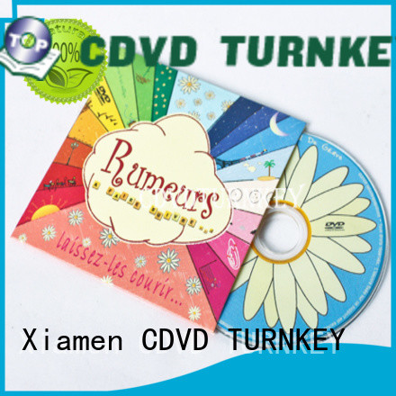 TURNKEY album cd dvd pocket directly sale for industrial buildings