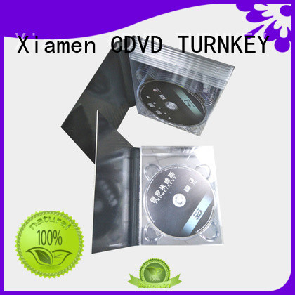 TURNKEY without digipak packaging directly sale cd for computer