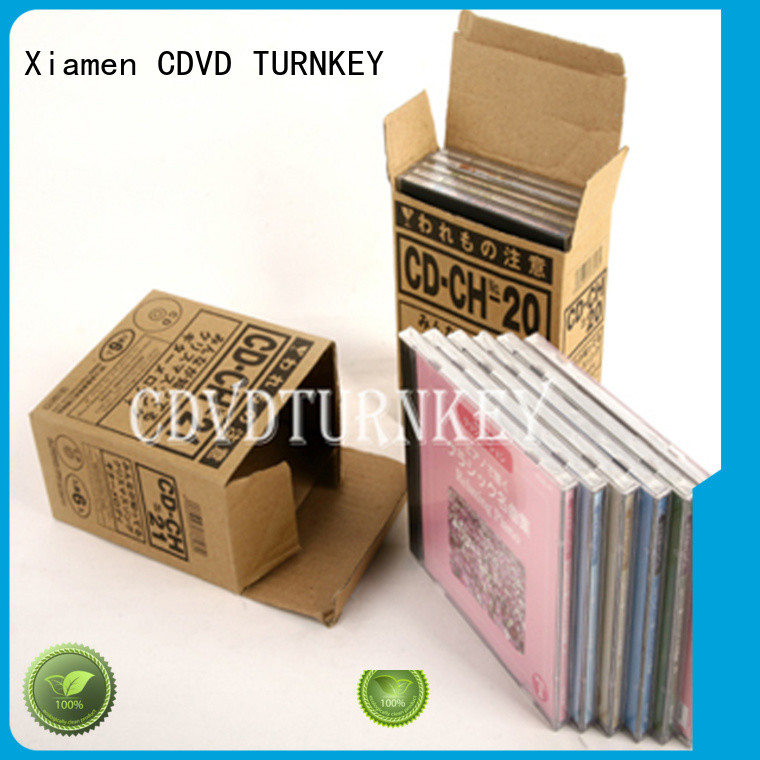 Wholesale cd slipcase box white for business for industrial buildings