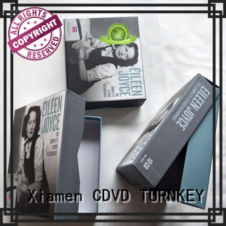 TURNKEY stronger clamshell book box promotion for school