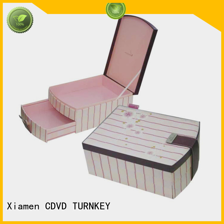 TURNKEY cube box promotion for hotels