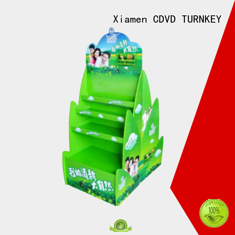 TURNKEY Top cardboard display boxes Suppliers for sea port