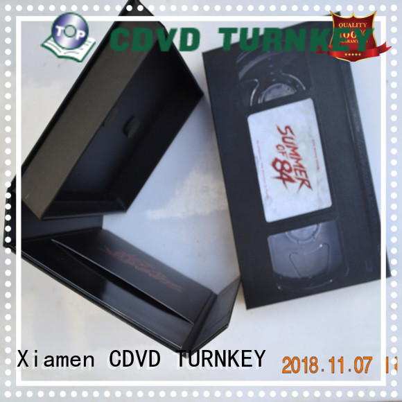 TURNKEY competetive price vhs box companies for a flat plate