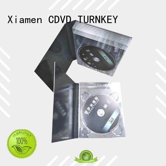 TURNKEY new-arrival cd digipak transfer services for restaurant