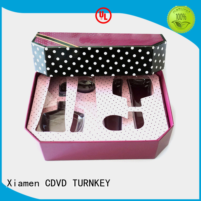 TURNKEY empty custom cosmetic packaging directly sale Dining room furniture