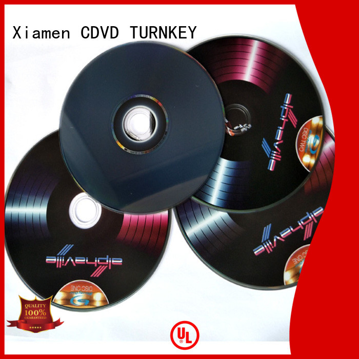 good quality cd pressing promotion restaurant