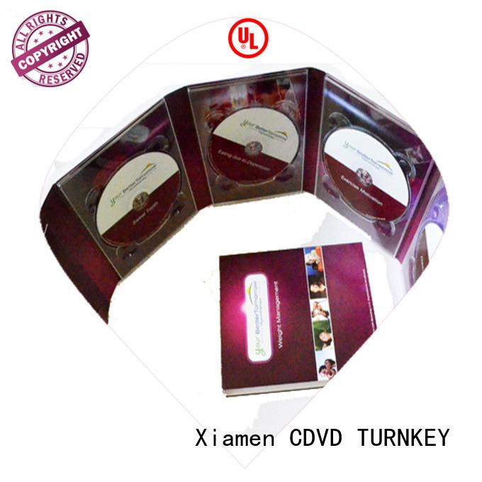 Best digipak packaging cd Suppliers for restaurant