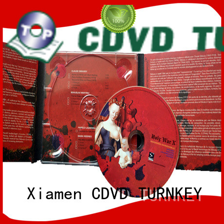 TURNKEY 10panel cardboard digipak Suppliers for restaurant