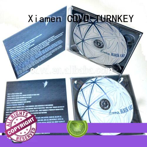 TURNKEY pratical dvd digipak transfer services for shopping mall