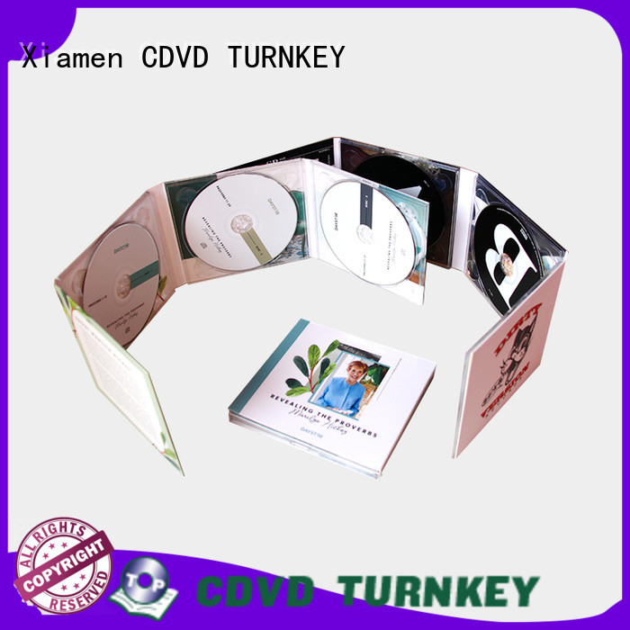 pratical dvd digipak trays cds directly sale for shopping mall