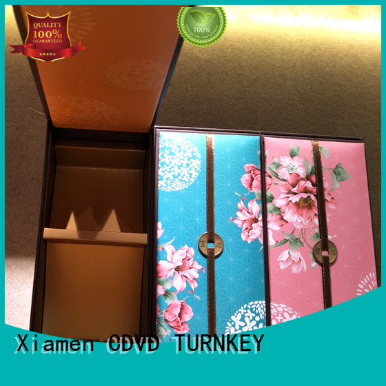 TURNKEY comfortable cube storage boxes promotion for project