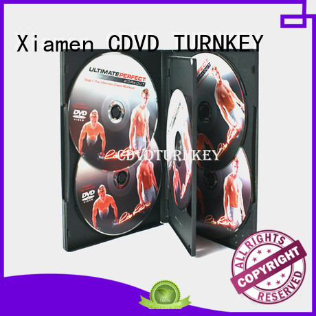 TURNKEY color cd jewel case packaging factory price for factory buildings