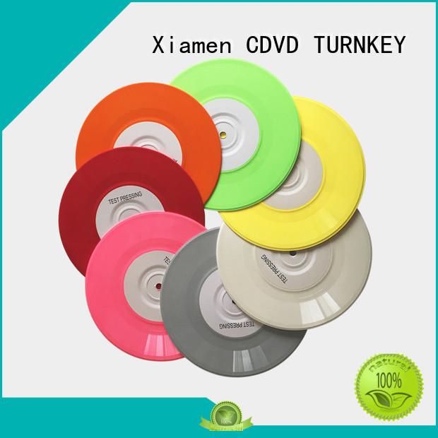 Latest custom vinyl records translucent company for wedding ceremony