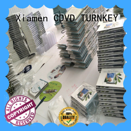 TURNKEY without digipack dvd for business for shopping mall