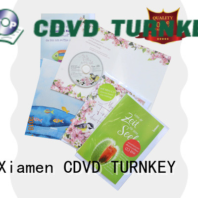 TURNKEY widely used cd dvd christmas cards wholesale suppliers for buildings