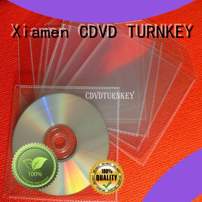 TURNKEY without cd paper sleeve directly sale for water conservancy