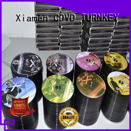 Custom cd dvd blu ray company for musicians