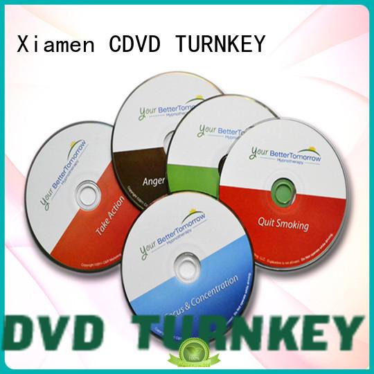 TURNKEY blu ray dvd manufacturer fort worth