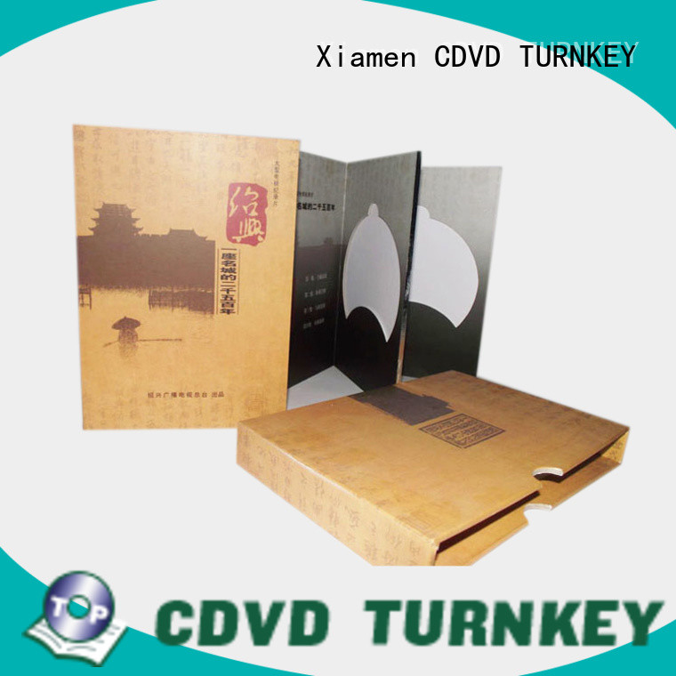 good quality cd cover book services for the trade