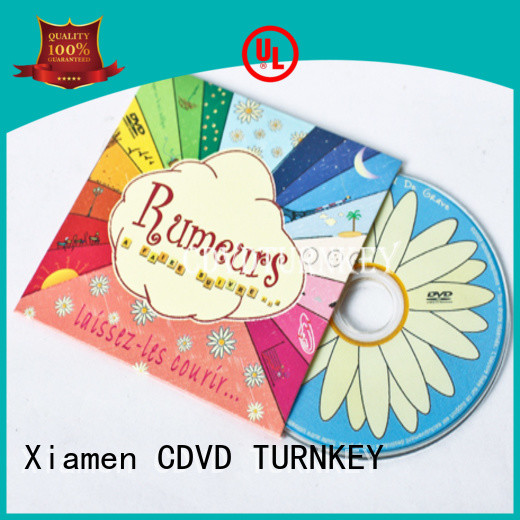 TURNKEY bopp cd jacket wholesale suppliers for buildings
