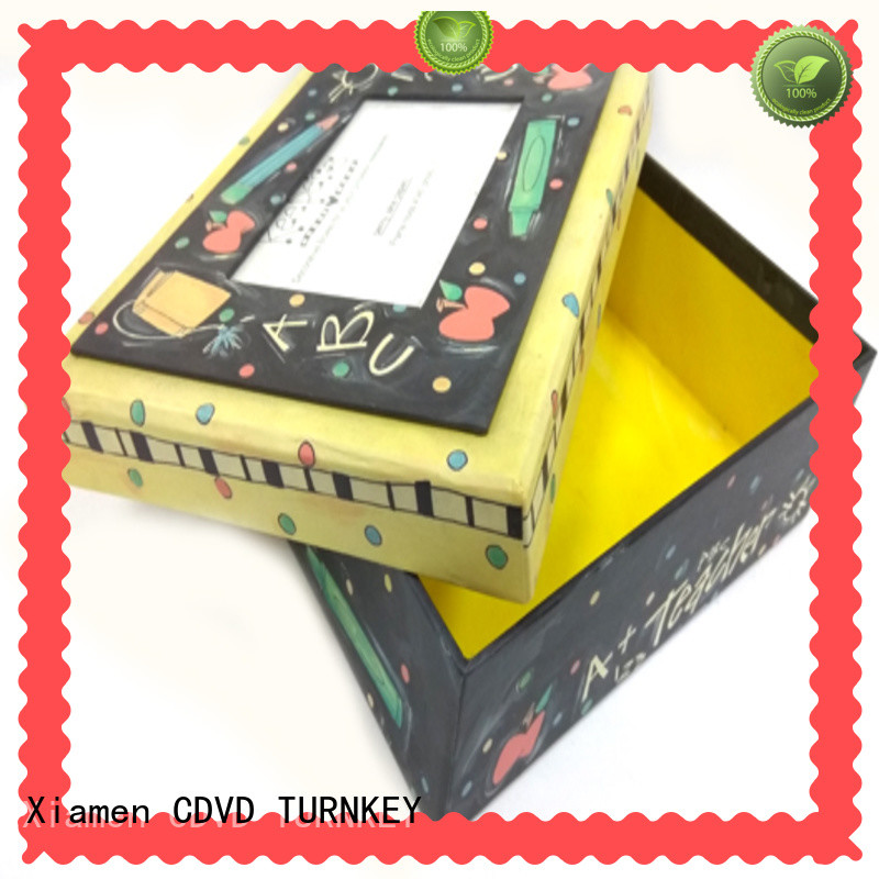 TURNKEY cute gift boxes manufacturers for street