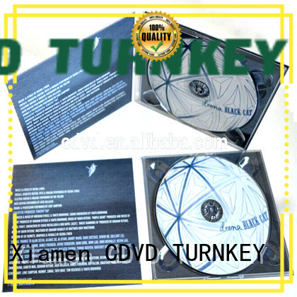 Custom cd digibook two Supply for restaurant