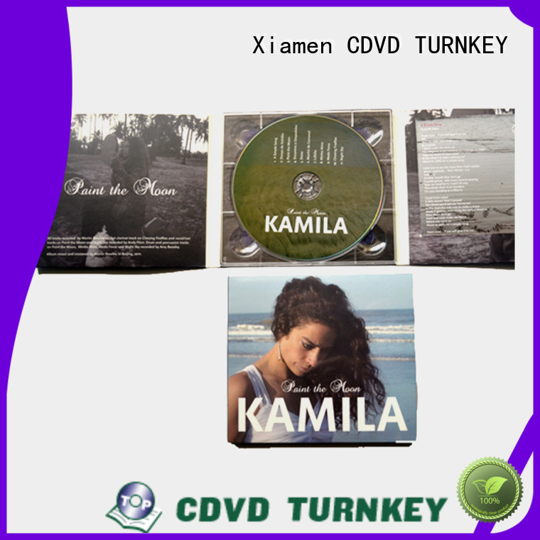 TURNKEY cds dvd postcard transfer services cd for computer