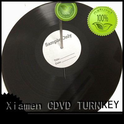 TURNKEY Latest record pressing factory for home