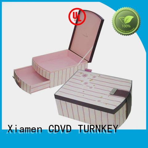 TURNKEY magnetic closure box factory sale for Street