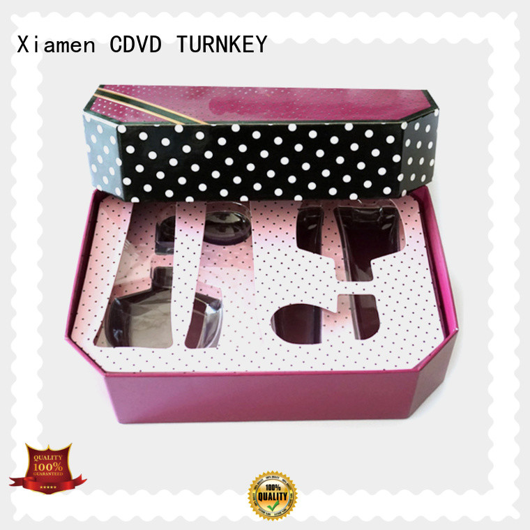 TURNKEY elegant cosmetic packaging wholesale directly sale Dining room
