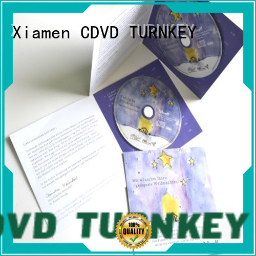 TURNKEY duplication dvd jacket directly sale for industrial buildings