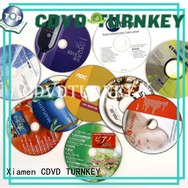 High-quality cd printing for business for bands