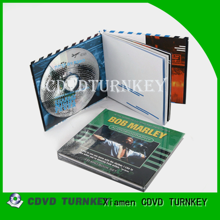 TURNKEY dvd cd book promotion refectory